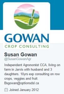 Susan Gowan